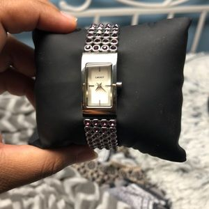 DKNY Gem Crusted Watch
